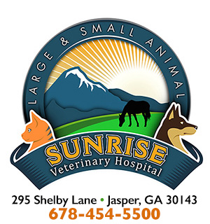 Sunrise Veterinary Hospital Logo